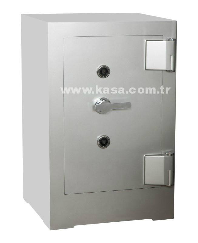 Nato Safe NSH 100 Anahtarlı Ve Elektronik Şifreli Çelik Kasa 600Kg