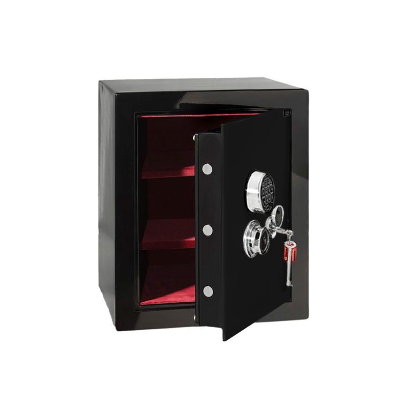 Kale KK 600 Anahtarlı ve Elektronik Şifreli Çelik Kasa