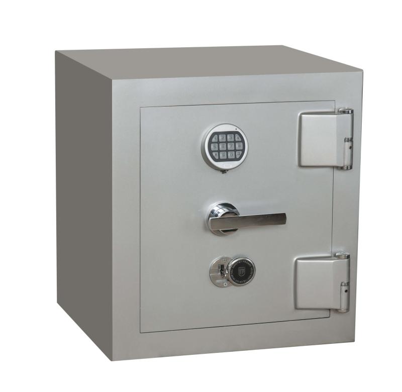Nato Safe NSH 60 Anahtarlı Ve Elektronik Şifreli Çelik Kasa 350Kg